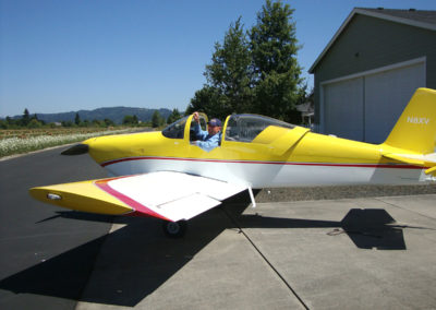Learn to Fly with Jeanne's Flying Service of Independence, Oregon