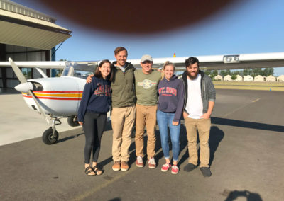 Learn to fly - Independence, Oregon Flight School - FlyJeanne.com